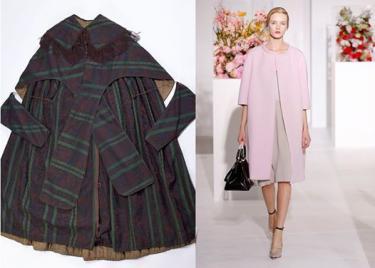 19de eeuwse mantel en jas 2012