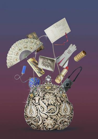 Campagnebeeld Accessories are a Girl's Best Friend (2017-2018), Tassenmuseum Hendrikje.