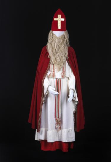 Foto van Hulp Sinterklaas kostuum.
