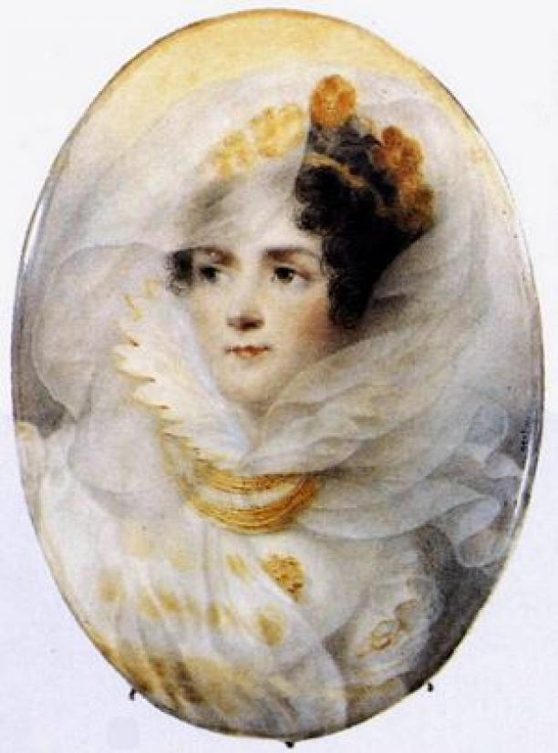 Jean-Baptiste Isabey, Keizerin Josephine, 1808, Wallace Collection
