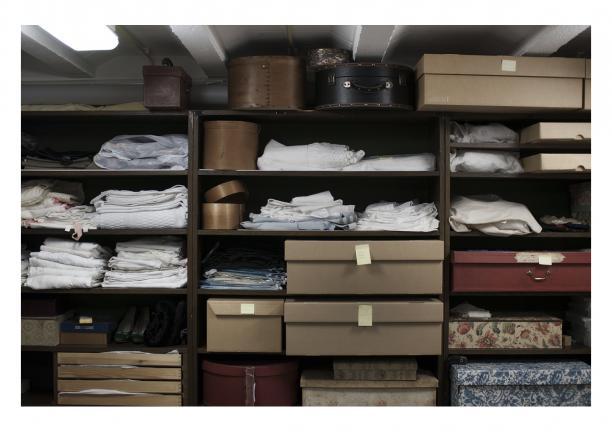 Enkele collectiestukken die zich nog bij Jacoba thuis bevinden, foto ©Kenny Nagelkerke
