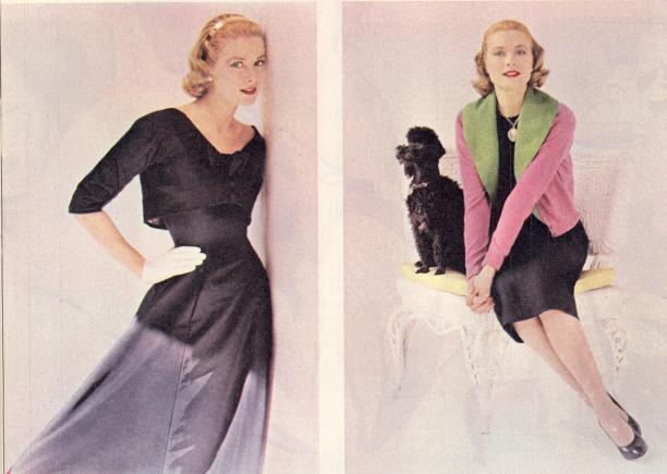 Modemuze – Trudie Rosa de Carvalho – Grace Kelly – Woman's Home Companion – April 1955 – reizen