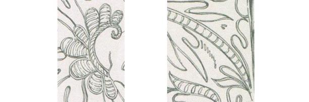 B3. Modemuze Blog Mieke Albers Fries Museum Borst Afb. 12 en 13