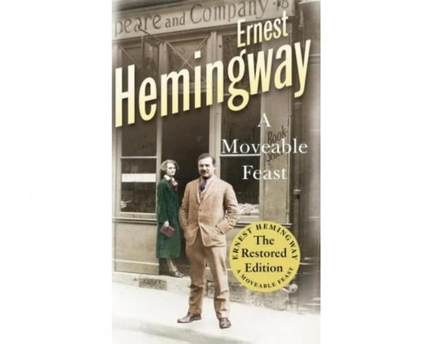 Blog Modemuze Boeken Top 5 Bianca du Mortier Ernest Hemingway, A Moveable Feast 2