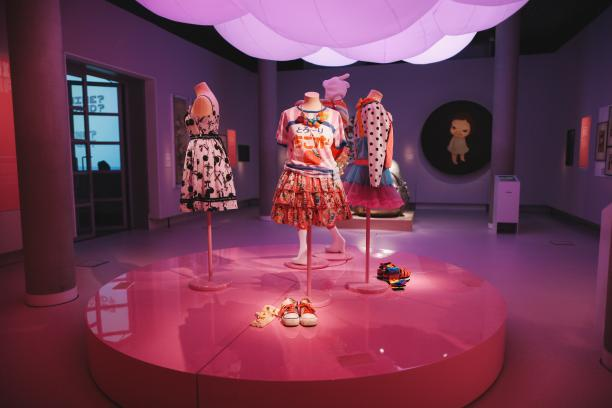 Lolita en Decora in Cool Japan, Museum Volkenkunde. Foto: Kirsten van Santen