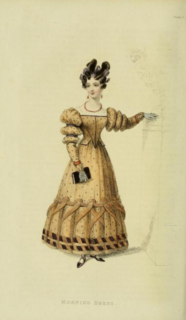 Uit: The Repository of Arts, Literature, Fashions &c. Third Series, Volume 10